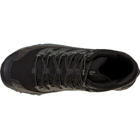 La Sportiva Ultra Raptor II Mid Wide GTX Shoes Men, zwart/grijs